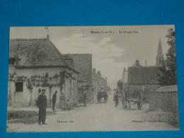 41) Maves - La Grande Rue   - Année  - EDIT - Tardiveau - France