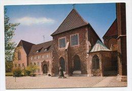 GERMANY -  AK 206299 Braunschweig - Alter Zeughof Mit Renaissancegiebel Von 1604 ... - Braunschweig