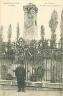 3 CPA       Champigny Sur Marne  Monument , L'église       485 - Champigny Sur Marne