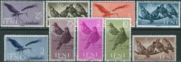 Ifni 1960. Michel #192/200  MNH/Luxe. Birds - Ifni