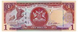 TRINIDAD & TOBAGO 1 DOLLAR 2006 Pick 46 Unc - Trinidad & Tobago