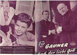 Neues Film Programm  Nr.2069 - Der Gauner Und Der Liebe Gott - Magazines