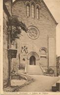SAINT-CYPRIEN    Entrée De L'Eglise - Sarlat La Caneda