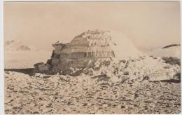 AK - IGLU Am Grossen Bärensee 1934 - Kanada