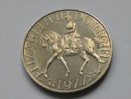 Médaille Elizabeth II DG Reg  - 1977 -  **** EN ACHAT IMMEDIAT **** - Royaux/De Noblesse