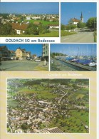 GOLDACH Am Bodensee 2 Karten - SG St-Gall