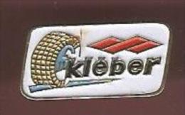 37154-Pin's-Pneus Kleber.. - Marques