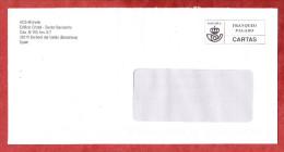 Brief, ACS-Michelin, Barfrankaturaufdruck, Barbera Del Valles Barcelona (59995) - Poststempel - Freistempel