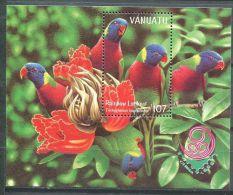 132 VANUATU 1999 - Oiseau (Yvert BF 35) Neuf ** (MNH) Sans Trace De Charniere - Vanuatu (1980-...)
