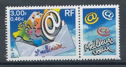 3365** 3ème Millénaire - Unused Stamps