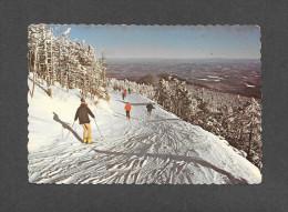 SPORTS D´ HIVER - SKI - KILLINGTON VERMONT - SKI DE RANDONNÉE - PHOTO BOB PERRY - Sports D'hiver