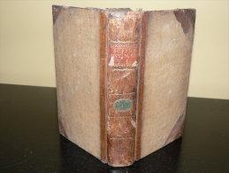 BUFFON, Histoire Naturelle, Générale Et Particulière  Tome 1 Ed. Aux Deux-Ponts Sanson Et Cie  1785  Carte - 1701-1800