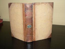 BUFFON, Histoire Naturelle, Générale Et Particulière  Tome 12 Ed. Aux Deux-Ponts Sanson Et Cie  1786  Carte - 1701-1800