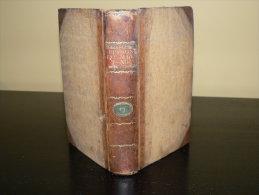 BUFFON, Histoire Naturelle, Générale Et Particulière  Tome 13 Ed. Aux Deux-Ponts Sanson Et Cie  1786  Carte - 1701-1800