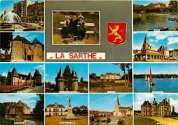 CPSM Souvenir De La Sarthe   L1711 - Non Classificati