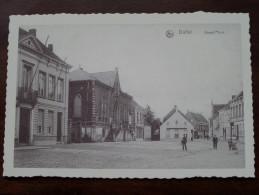 Grand Place ( COPIE Gazet Van Antwerpen ) Anno 19?? ( Zie/voir Foto Voor Details ) !! - Duffel