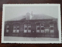 Oude Gemeentelijke Jongensschool ( COPIE Gazet Van Antwerpen ) Anno 19?? ( Zie/voir Foto Voor Details ) !! - Edegem