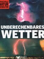 Wolken Weltall Satellit Meteorologie 1964 DDR Block 20/22+34/36 ** 45€ + Bildband Wetter Book M/s Blocs Sheet Bf Germany - Encyclopédies