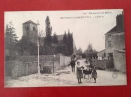 21 Cote D´Or GEVREY CHAMBERTIN L'Eglise - Gevrey Chambertin