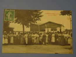 LOIRE-SAINT PIERRE DE BOEUF-SORTIE DE L'USINE-ANIMEE - Other Municipalities