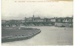 CP 31 Toulouse Le Pont Neuf La Garonne Et La Praire Des Filtres - Toulouse