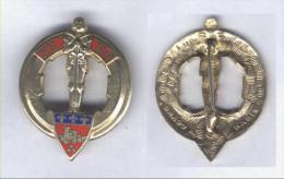 Insigne Du 32e Régiment D'Artillerie - Esercito