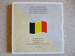 Belgique FDC 1982 - 1988 RARE