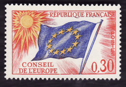 Service  30 -  Conseil De L´Europe  0f30 -  NEUF* - Cote 1e - Neufs