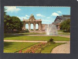 48619    Belgio,  Bruxelles,   Parc Et  Palais Du  Cinquantenaire,  NV - Foreste, Parchi, Giardini