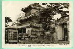 ANNAM-HUE - Portique Du Temple Thai-Mieu - Vietnam
