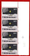 1982  -  BELGIQUE  N°  2067**   Bloc  De  4   Timbres  Neufs - Collections