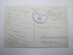 1939 , LANGEOOG, Feldpostkarten Mit Truppensiegel - Briefe U. Dokumente