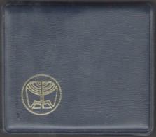 ISRAELE 25 LIROT 1975  INDEPENDENCE DAY ISRAEL BONDS AG SILVER - Israel