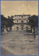 L 'AQUILA  -F/G B/N Lucido -Chiesa S.Bernardino   (110409) - L'Aquila
