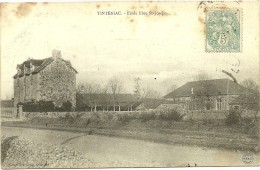 TINTENIAC, école Libre St Joseph - France