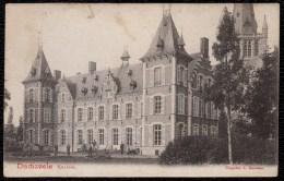 PRECURSEUR DADIZELE - DADIZEELE - KASTEEL - 1902 - Niet Courant Zicht - Moorslede