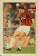 1997 DANIELE MASSARO LE CARTOLINE DI FORZA MILAN - CALCIO FOOTBALL - Calcio