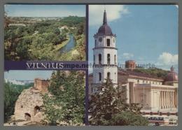 T5009 LITUANIA VILNIUS VG (m) - Lituania