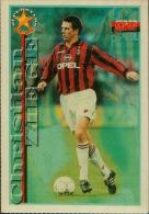 1997 ZIEGE LE CARTOLINE DI FORZA MILAN - CALCIO FOOTBALL - Calcio