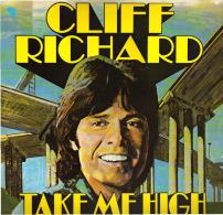 * LP *  CLIFF RICHARD - TAKE ME HIGH (Holland 1973 EX!!!) - Filmmuziek