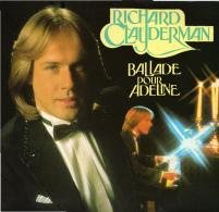 * LP *  RICHARD CLAYDERMAN - BALLADE POUR ADELINE (Belgium 1985 EX!!!) - Instrumentaal