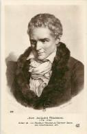 Réf : M-14-3158 :  Jean-Jacques Rousseau - Schriftsteller