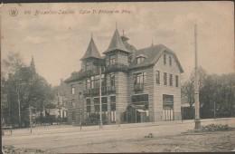 Bruselles Ixelles. Belgique. Eglise Saint Philippe De Nery. RARE. - Ixelles - Elsene