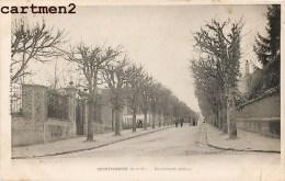 MONTGERON BOULEVARD SELLIER 1900 ESSONNE - Montgeron