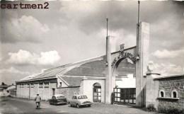MONTBRISON SALLE DE BASKET-BALL DU B.C.M. SPORT STADE GYMNASE STADIUM 42 LOIRE AUTOMOBILE