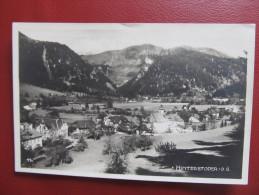 AK HINTERSTODER 1927 ///  D*13818 - Hinterstoder