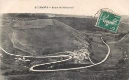 POISSONS ROUTE DE MONTREUIL 52 - Poissons