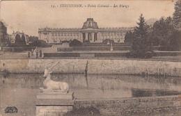 Tervueren - Palais Colonial - Les Etangs (vers Dépôt Tram/train à Roisin) - Tervuren
