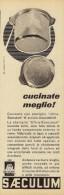 # SAECULUM PENTOLE 1950s Advert Pubblicità Publicitè Reklame Pot Pots Ollas Topfe Household Casa Menage - Manifesti