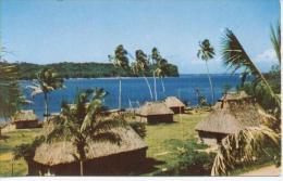 FIDJI  A TROPICAL FIJIAN VILLAGE - Fidschi